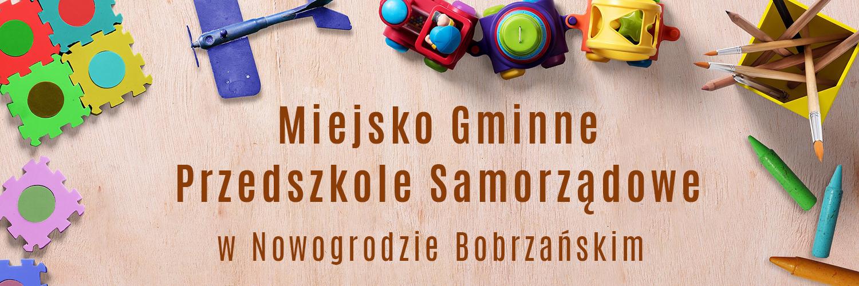 Miejsko Gminne Przedszkole Samorządowe w Nowogrodzie Bobrzańskim